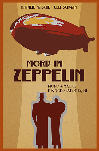 Cover Mord im Zeppelin