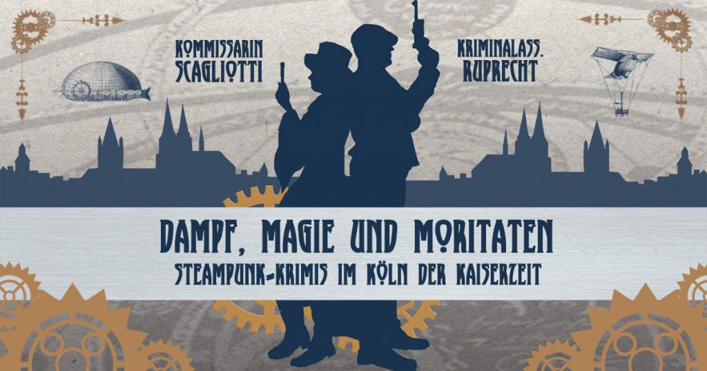 Dampf, Magie und Moritaten Werbung